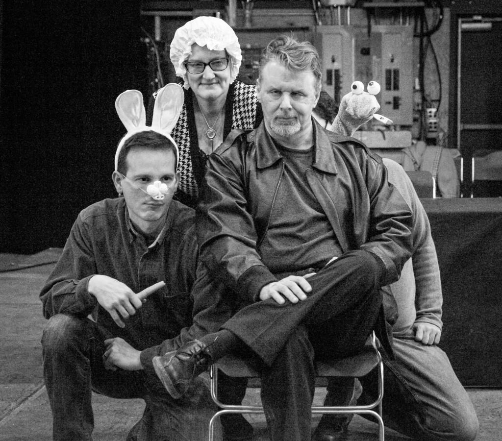 Greg Tsigaridas, Rhonda Brock-Servais, Brett Hursey, and Jeff Bardwell