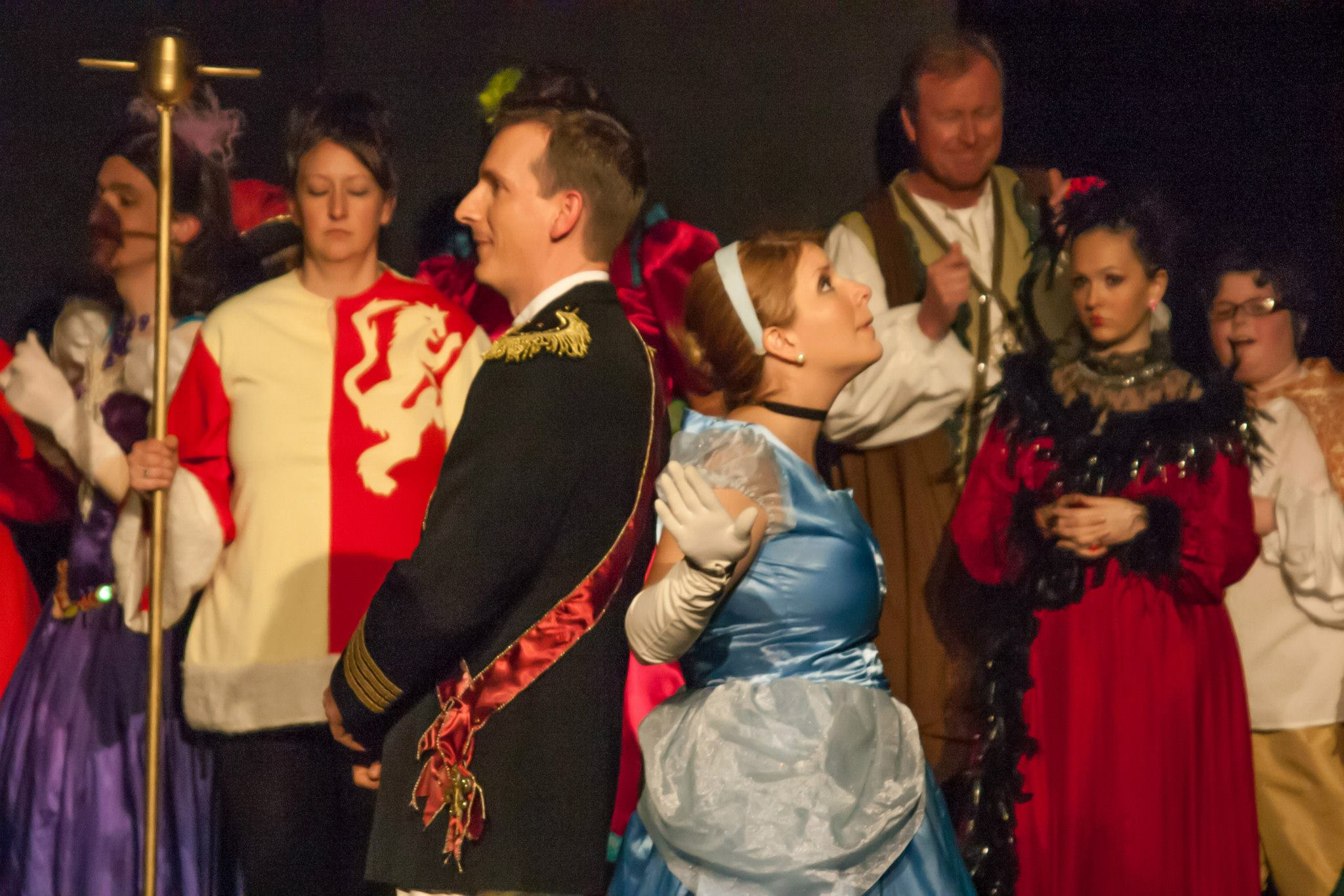 Auditions set for may the farce be with you waterworks for Farcical pantomime